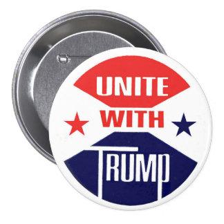 Unite with Trump Button