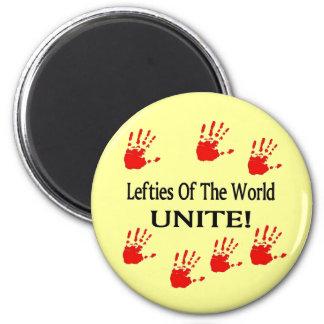 United 2 Inch Round Magnet