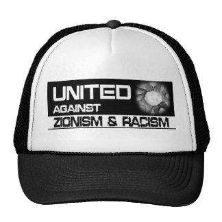 United Against Zionism Mesh Hat