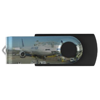 United Air Plane USB Stick Flash Drive