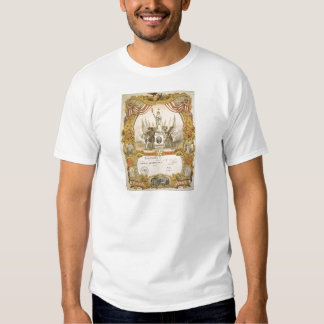 United Americans of the State of New York Tshirts