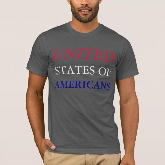 United AMERICANS T-Shirt