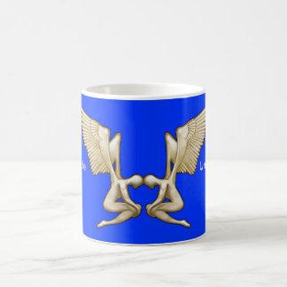 United Angels of America Basic White Mug