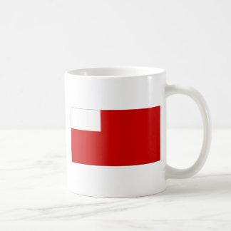 United Arab Emirates Abu Dhabi Flag Coffee Mug