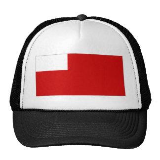 United Arab Emirates Abu Dhabi Flag Hat