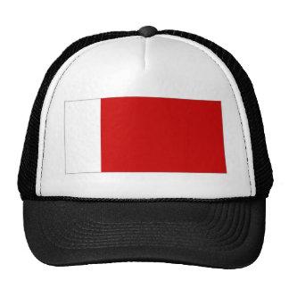 United Arab Emirates Ajman Flag Trucker Hats