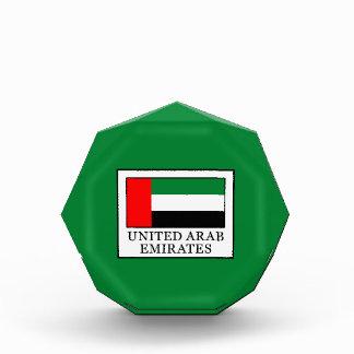 United Arab Emirates Award