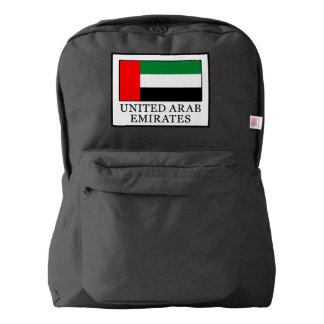 United Arab Emirates Backpack