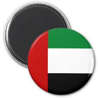 united arab emirates country flag nation symbol 2 inch round magnet