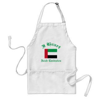 United Arab Emirates design Adult Apron