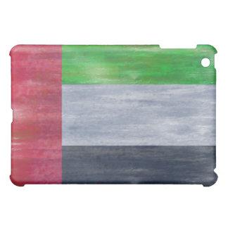 United Arab Emirates distressed UAE flag iPad Mini Case