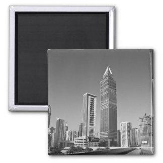 United Arab Emirates, Dubai, Dubai City. 2 Fridge Magnet