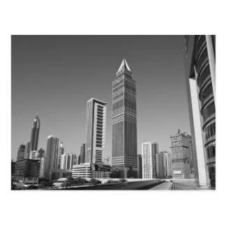 United Arab Emirates, Dubai, Dubai City. 2 Postcard