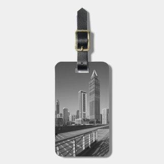 United Arab Emirates, Dubai, Dubai City. Travel Bag Tags