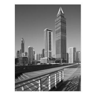 United Arab Emirates, Dubai, Dubai City. Postcard