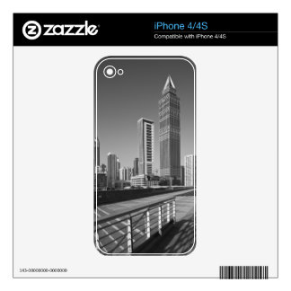 United Arab Emirates, Dubai, Dubai City. iPhone 4S Decal