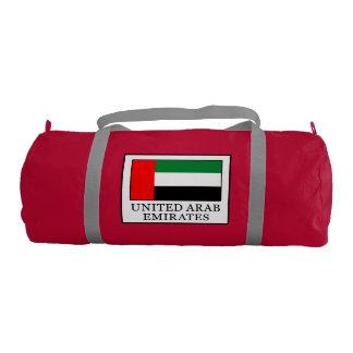 United Arab Emirates Duffle Bag