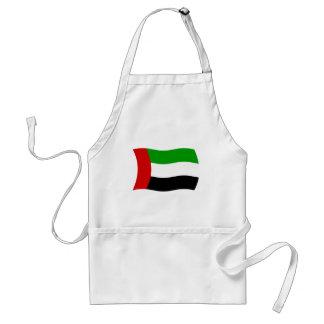 United Arab Emirates Flag Apron