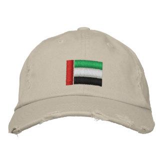 United Arab Emirates Flag Baseball Cap