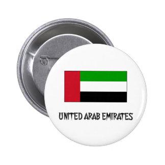 United Arab Emirates Flag Pin