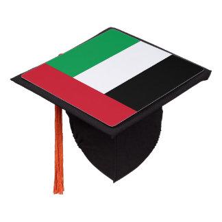 United Arab Emirates Flag Graduation Cap Topper