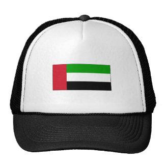 United Arab Emirates FLAG International Hats