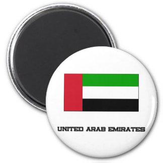 United Arab Emirates Flag Magnet