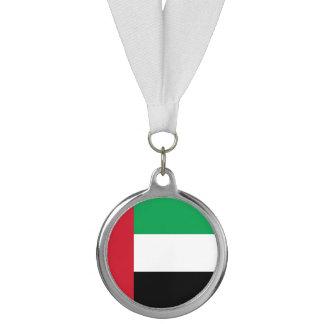 United Arab Emirates Flag Medal