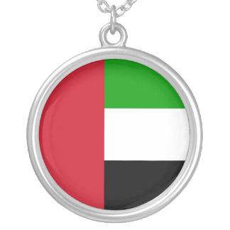 United Arab Emirates Flag Necklace