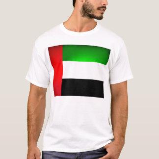 United Arab Emirates Flag T Shirt