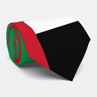 United Arab Emirates Flag Tie