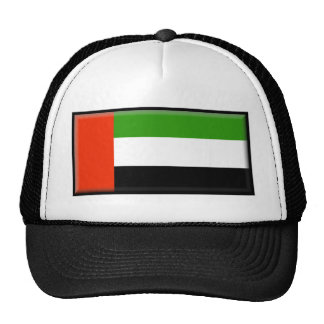 United Arab Emirates Flag Trucker Hat