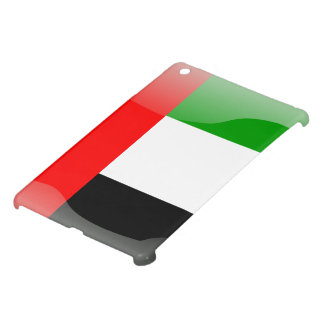 United Arab Emirates glossy flag iPad Mini Case