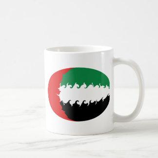 United Arab Emirates Gnarly Flag Mug