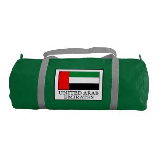 United Arab Emirates Gym Bag