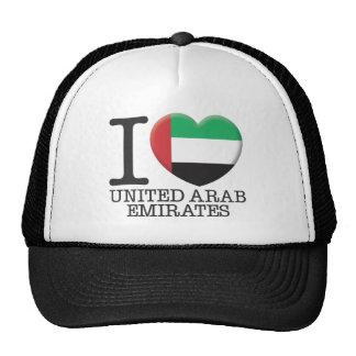 United Arab Emirates Hats