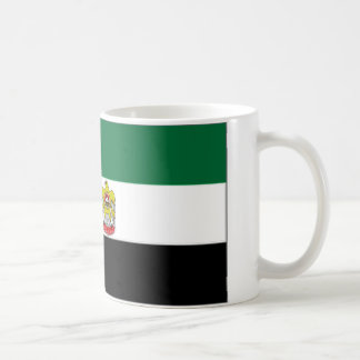 United Arab Emirates Head of State Flag Coffee Mug