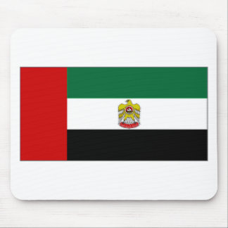 United Arab Emirates Head of State Flag Mouse Pad