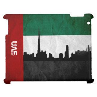 United Arab Emirates iPad Case