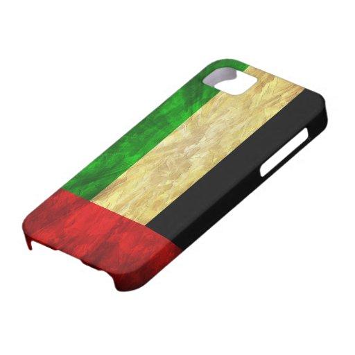 United Arab Emirates iPhone 5 Cover