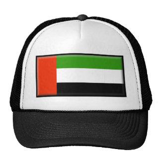 United Arab Emirates Mesh Hat