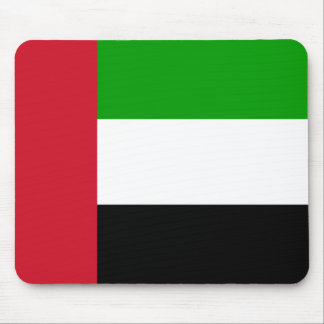 united arab emirates mouse pad
