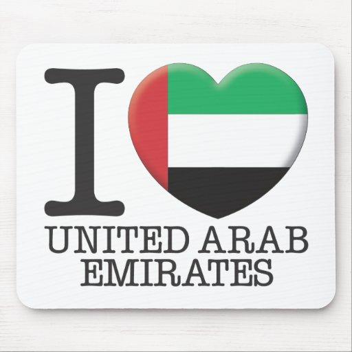 United Arab Emirates Mousemats
