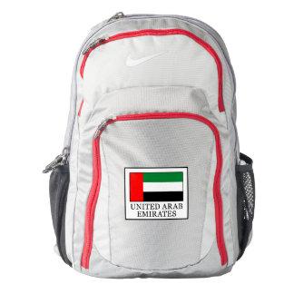 United Arab Emirates Nike Backpack