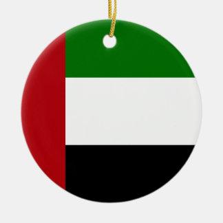 United Arab Emirates Christmas Ornaments