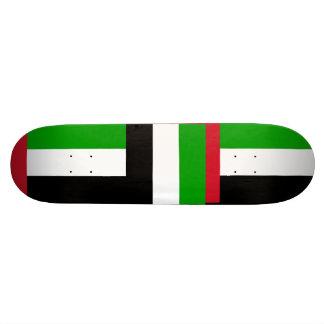 United Arab Emirates Patineta Personalizada