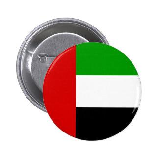 United Arab Emirates Pinback Button