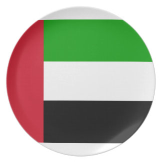 United Arab Emirates Plato De Cena