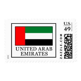 United Arab Emirates Postage