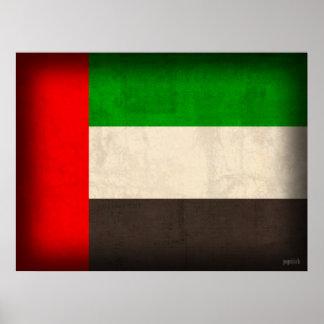 United Arab Emirates señalan la impresión por medi